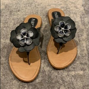 Floral Sandals — Made in Greece